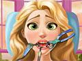 Рапунцель у дантиста