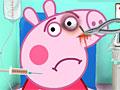 Свинка Пеппа в машине скорой помощи