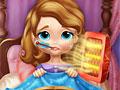 Вылечите Софию от гриппа