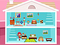 Детский кукольный дом