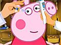 Уход за глазами свинки Пеппы