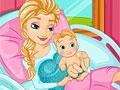 Рождение малыша Эльзы