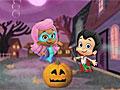Гуппи и пузырики: вечеринка в честь Хэллоуина