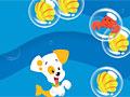 Гуппи и пузырики: забава