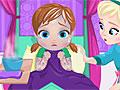 Обморожение малышки Анны
