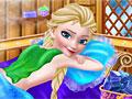 Эльза в волшебном спа
