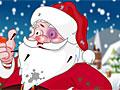 Травмированный Санта