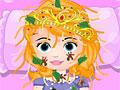 Спасите принцессу Софию от насекомых