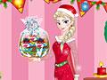 Рождественский визит к Эльзе