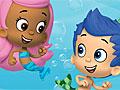Гуппи и пузырики: пазл - Гил и Молли