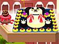 Торты ко дню рождения: Торт-панда