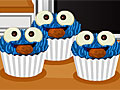 Безумное приготовление: печенье-монстры