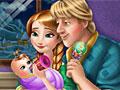 Малышка Анны и Кристоффа
