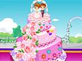 Свадебный торт 3