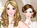 Невеста в парикмахерской