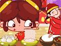 Китайский Новый год Сары