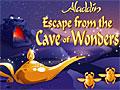 Спасение Алладина из пещеры чудес