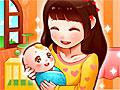 Рождение милого малыша