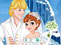 Игры макияж на свадьбу эльзы и анны