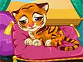 Принцесса Жасмин и тигренок из джунглей