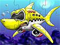Самолет-такси пазлы