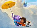 Дом: Полет на зонтике