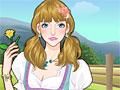 Австрийская девушка