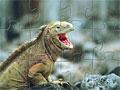 Рептилия пазл