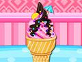 Приготовление фруктового мороженого