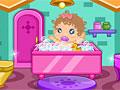 Интерьер ванной комнаты для малыша