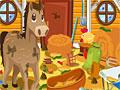 Уборка лошадиной фермы