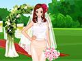 Цветочные свадебные образы