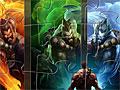 Лига легенд пазл