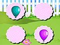 Определите пары шаров