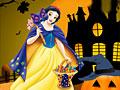 Белоснежка: Тыква на Хэллоуин