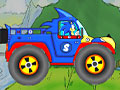 Соник на грузовике 3