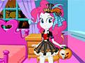 Девушки Эквестрии: Хэллоуин макияж