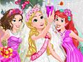 Принцессы Диснея на девичнике