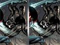 Черная пантера: Найдите различия