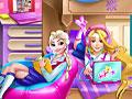 Принцессы Диснея: Комната в общежитии