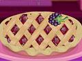 Вкусный вишневый пирог