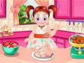 Малышка Эмма: Кулинарный урок