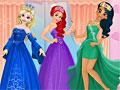 Принцессы Диснея: Королевский бал
