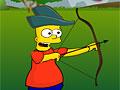 Симпсоны: Лучник Барт