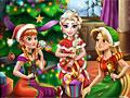 Принцессы Диснея: Рождественская вечеринка