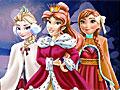 Принцессы Диснея: Рождество