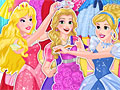 Принцессы Диснея: Выпускной блондинок