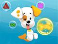 Гуппи и пузырики: Лопай пузыри