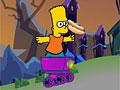 Симпсоны: Барт против привидений