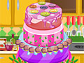 Академия приготовление: Свадебный торт